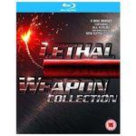 Lethal Weapon 1-4 (Blu-ray) für 14,97€ (statt 18€)
