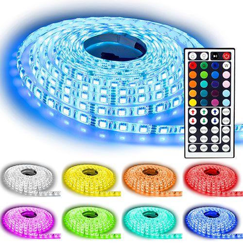 NINETEC Flash60 – 5m RGB LED Strip für 19,99€ (statt 28€)