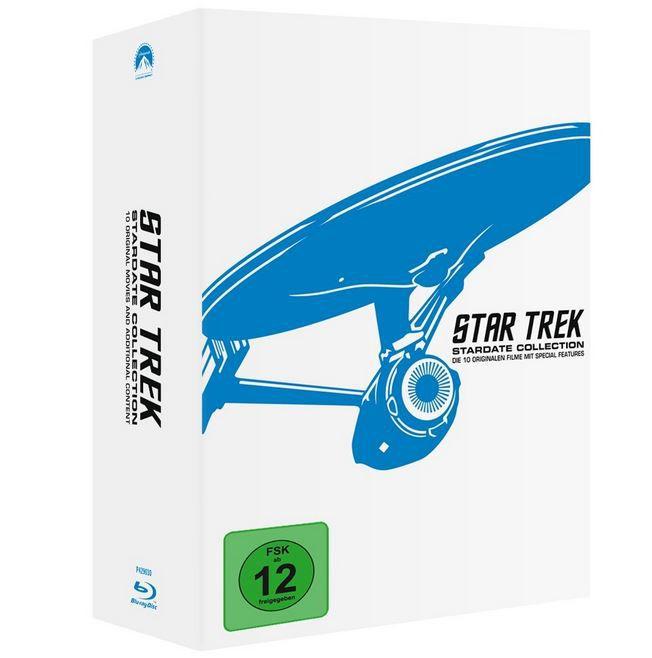Star Trek   Stardate Collection (Blu ray) ab 24,95€ (statt 37€)