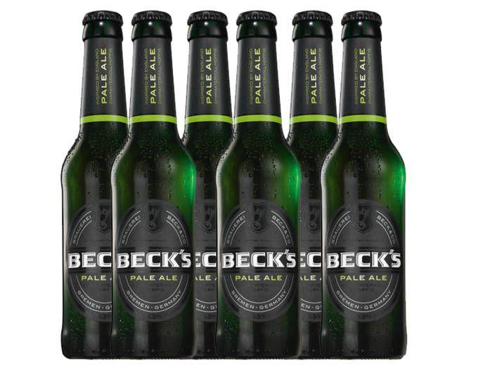 Neue Becks Sorten Pale Ale zum Spitzenpreis bei Allyouneed für 83 Cent inkl. Versand.