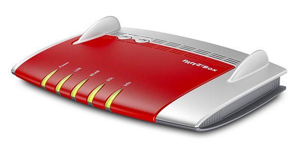 AVM FRITZ!Box 3490 Dual WLAN AC + N für 104€
