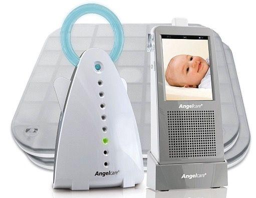 Angelcare AC 1100 Babyphone Angelcare AC 1100 Babyphone mit Video Überwachung für 161,34€ (statt 266€)