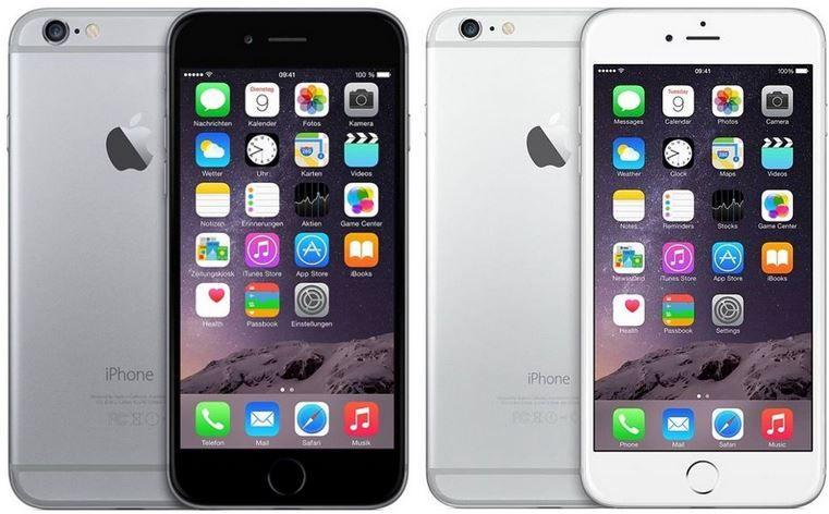 Apple iPhone 6 mit 64GB für 579,90€