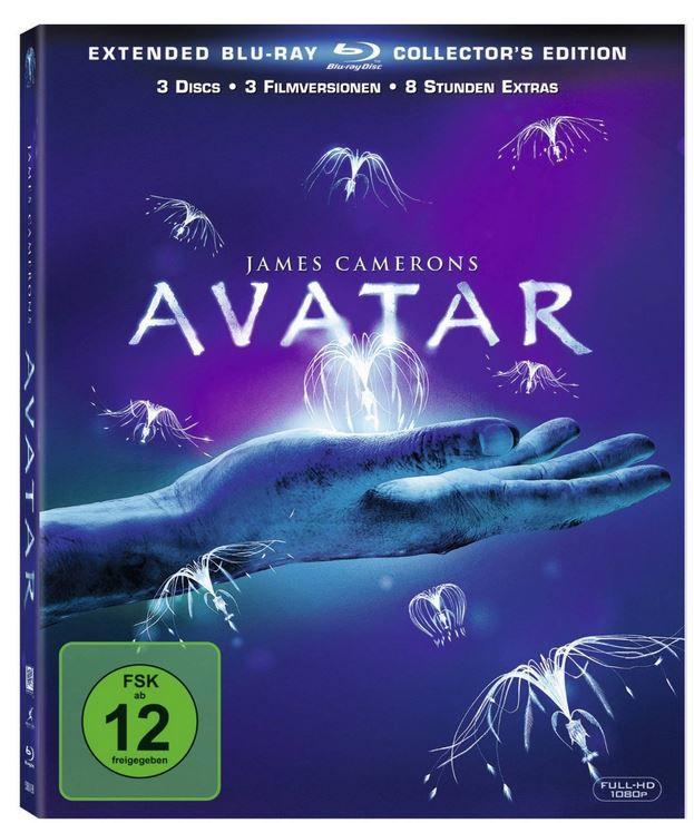 Avatar   Aufbruch nach Pandora   Extended Collectors Cut ab 9,97€