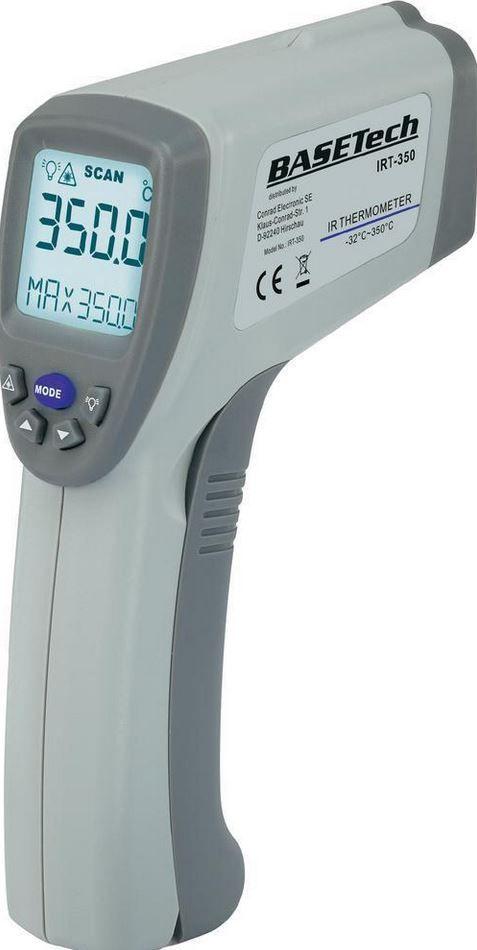 Basetech IRT 350 Infrarot Thermometer für 19,99€ (statt 26€)