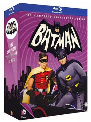 Batman   die komplette Serie aus den 60s für 23,76€ (statt 48€)