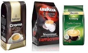Bester Kaffee Crema Bester Kaffee Crema – 1000 g Röstkaffee unter 15 Euro
