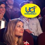 5 UCI Kinogutscheine – für alle 2D-Filme inkl. Überlänge und Loge für 32€