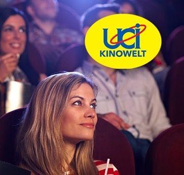 5 UCI Kinogutscheine   für alle 2D Filme inkl. Überlänge und Loge für 34,50€