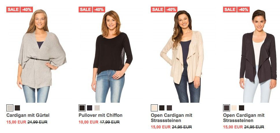 Orsay Sale mit bis zu 60% Rabatt