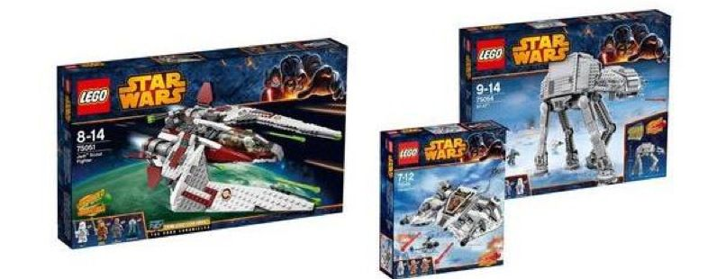 15% auf Lego Star Wars Artikel @Kaufhof + 12€ Gutschein   TOP!