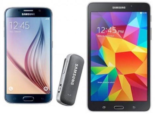 Magenta Mobil S/M + S6 + Galaxy Tab 4 + Headset ab 39€/Monat