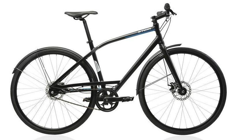 B'twin Fahrrad 28″ Urban Bike Nework 500 für 199,90€ inkl. VSK