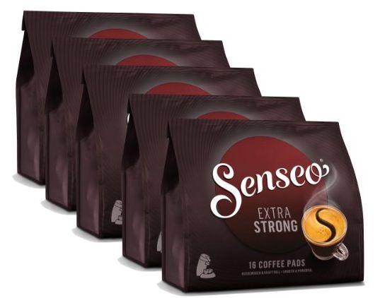Preisfehler? Senseo Typ Espresso, 10er Pack (10 x 95 g) für 8,68€ + 0,79€ VSK
