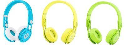 Beats by Dr. Dre Mixr On Ear Kopfhörer in verschiedenen Farben für 88€ (statt 102€)