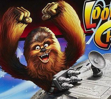 Hasbro Star Wars Looping Chewie ab 15,99€