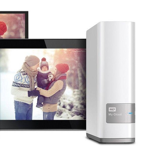 Western Digital WD My Cloud NAS mit 2TB für 89€ (statt 110€)