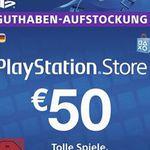 50€ PSN Guthaben für 41,49€ sowie Xbox Gold 12 für 37,95€ & mehr Angebote