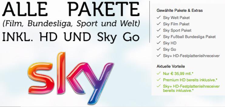 Bildschirmfoto 2015 10 15 um 18.10.17 Sky Komplett Angebot inkl. HD