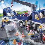 Playmobil THW Großeinsatz-Set für 62,10€ (statt 92€)