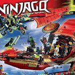 """Lego 70738 """"Der letzte Flug des Ninja-Flugseglers"""" für 79,98€ (statt 95€)"""