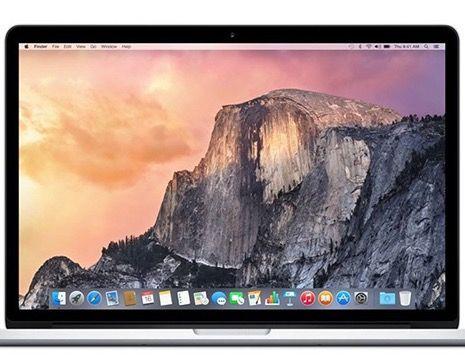 Macbook Pro MF841D/A für 1.649€   13 Zoll, Retina, 3,3 GHz, 8GB Ram, 512GB SSD