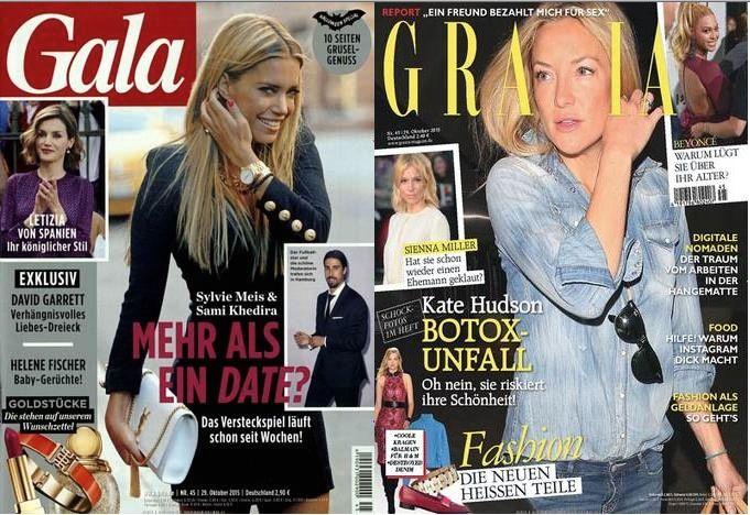 Grazia Gala Cover