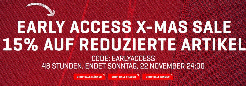 Puma Xmas Sale mit  50% + 15% Puma Gutschein