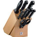 Zwilling 31665-000 Messerblock Twin Gourmet 9-teilig für 89,99€ (statt 112€)