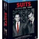 Suits Staffel 1-3 auf Blu-ray mit deutscher Tonspur für 15,11€ (statt 25€)