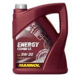 Mannol Energy Combi LL 5W-30 4 Liter Motoröl für 19,99€ (statt 21€)