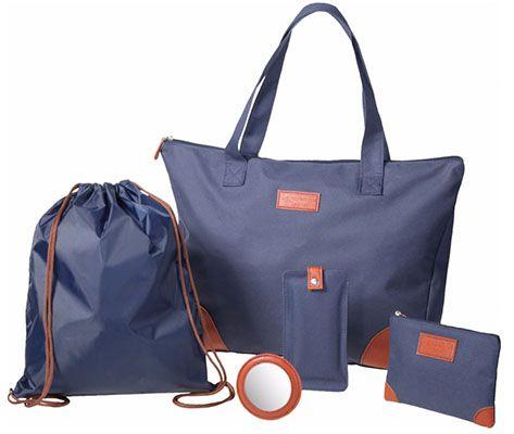 Mirapodo Sale mit bis zu 80% Rabatt   z.B. 5 teiliges Taschenset für 5,90€