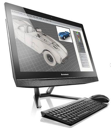 Lenovo IdeaCentre B50 30   23,8 All in One PC für 555€ (statt 649€)