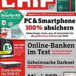 6 Ausgaben CHIP mit DVD für eff. 4,80€ (statt 35€)