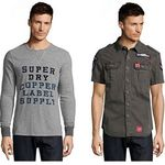 "Superdry Damen & Herren Sale bei vente-privee – z.B. Superdry ""Nordic"" Pullover ab 39,90€ (statt 56€)"