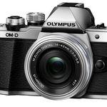 Olympus OM-D E-M10 Mark II Systemkamera + 14-42mm für 499€ (statt 599€)