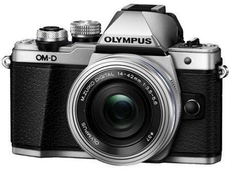 Olympus OM D E M10 Mark II Systemkamera + 14 42mm für 586,80€ (statt 652€)
