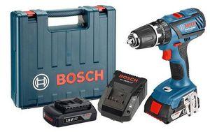 Bosch GSB 18 2 LI Professional + 2 x 1,5 Ah Akkus für 135,90€ (statt 170€)
