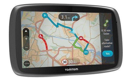 TomTom Go 6000 inkl. Europa Kartenmaterial ab 161,42€ (statt 237€)   refurbished