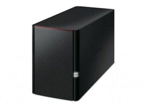 Buffalo LinkStation 220 NAS + 2 TB für 139€ (statt 175€)