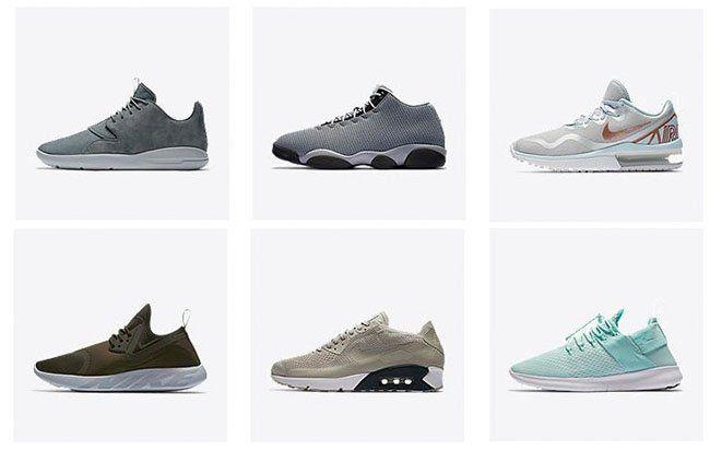 Nike Sale mit bis zu 40% Rabatt + kostenloser Versand für Mitglieder (kostenlose Anmeldung)