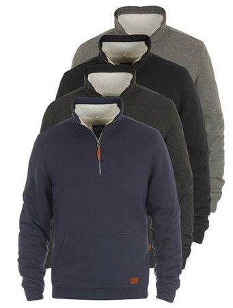Blend Sweatshirt in verschiedenen Farben für je 27,95€ (statt 44€)