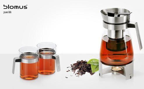 Blomus BLOMUS SENCHA   Teezubereiter mit und ohne Stövchen ab 43,50€