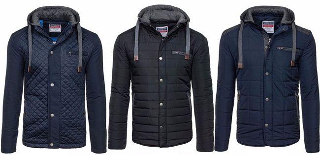 Bolf Extreme Jacken Bolf Extreme Herrenjacken für je 39,95€   25 Modelle verfügbar