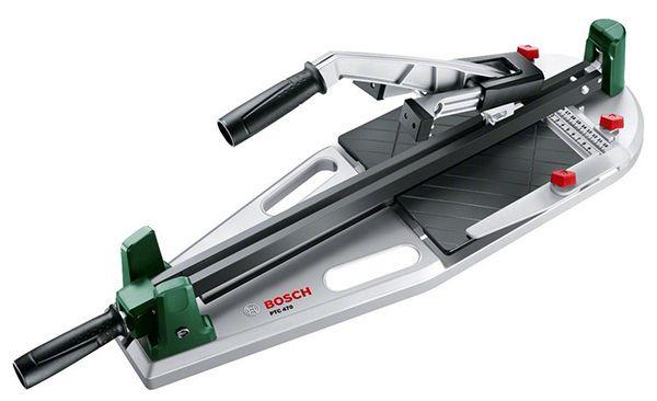 Bosch HomeSeries PTC 470 Bosch HomeSeries PTC 470 Fliesenschneider für 90,98€ (statt 126€)