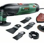 Bosch PMF 190 E Set Multifunktionswerkzeug mit Zubehör & Koffer für 55€ (statt 76€)