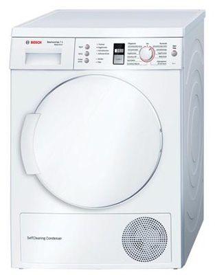 Bosch WTW8436ECO Wärmepumpentrockner für 494€   7kg, A++