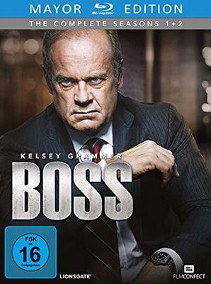 Boss   Die komplette Serie auf Blu ray ab 19,97€ (statt 50€)
