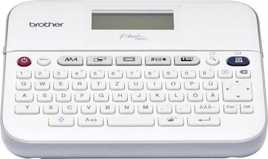 Brother P Touch D400 Beschriftungsgerät für 19,70€ (statt 25€)