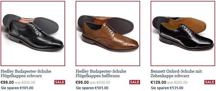 Charles Tyrwhitt Sale + 3 Gutscheine   Hemden schon ab 19,90€